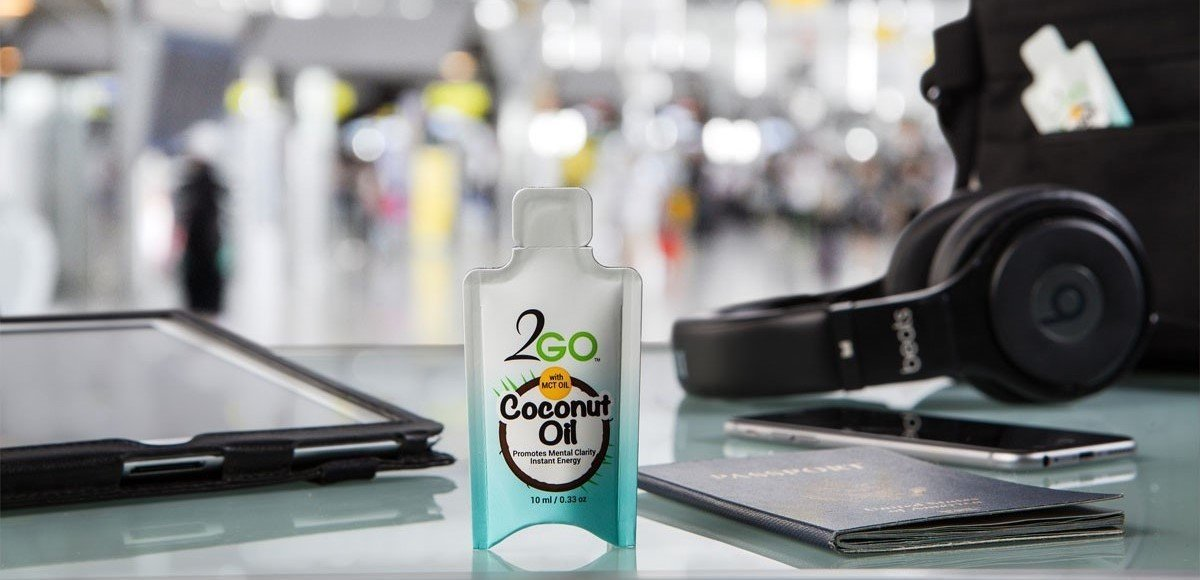 2GO Coconut Oil | Our Product