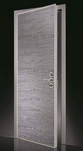 Portoncino Safe grigio