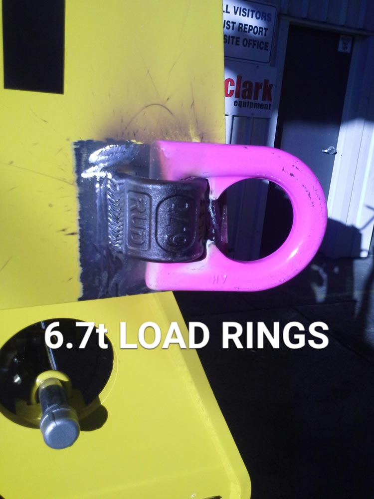 pink load ring