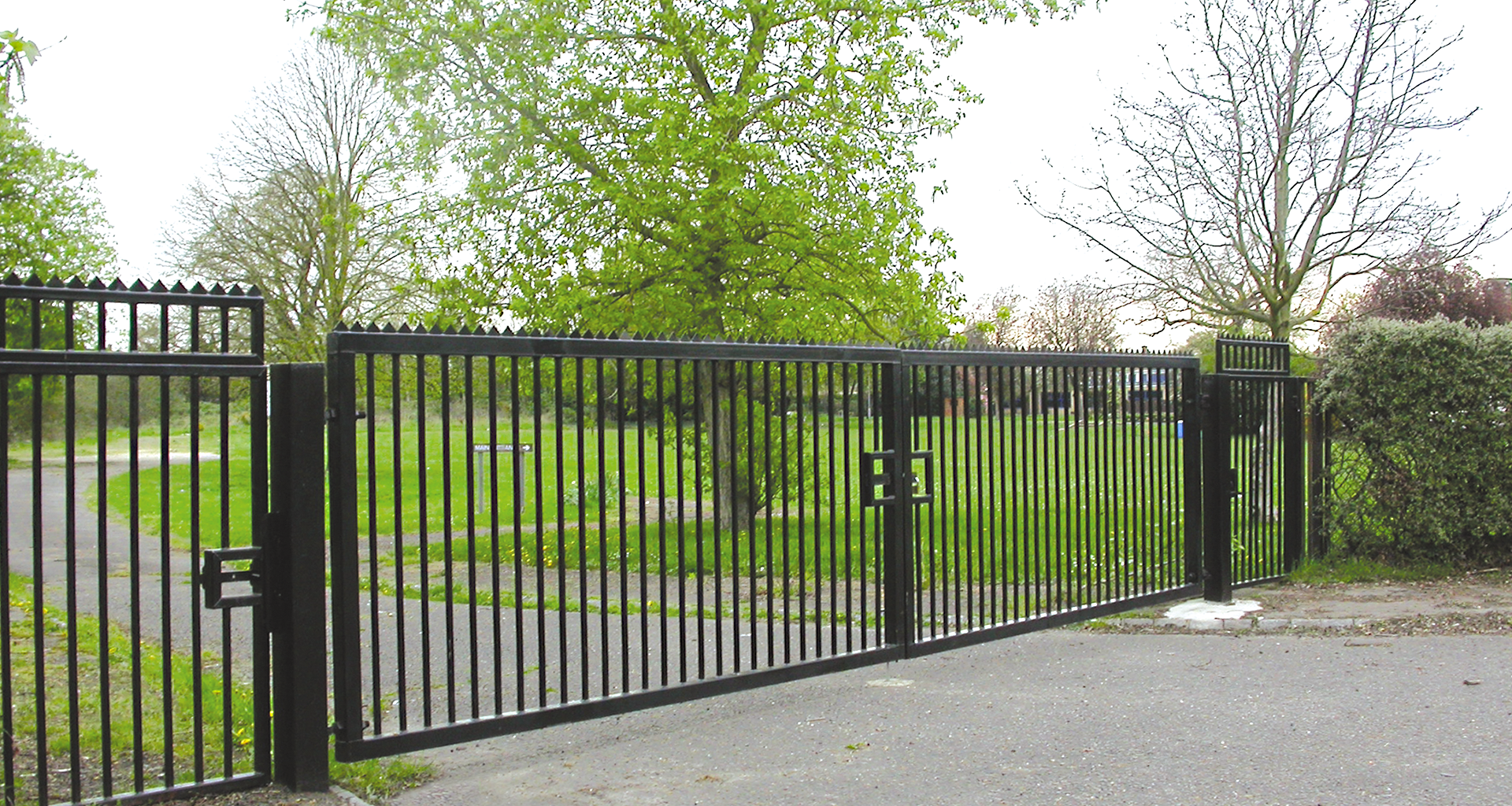 property gates