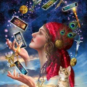heal spiritually through tarot readings
