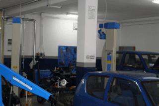 riparazione veicoli motore
