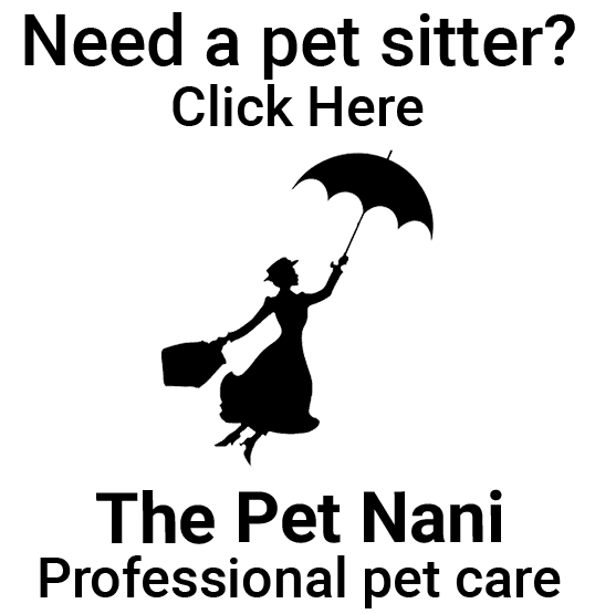 the pet nani logo