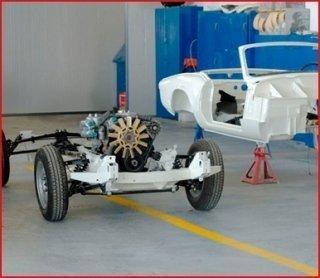 officina carrozzeria