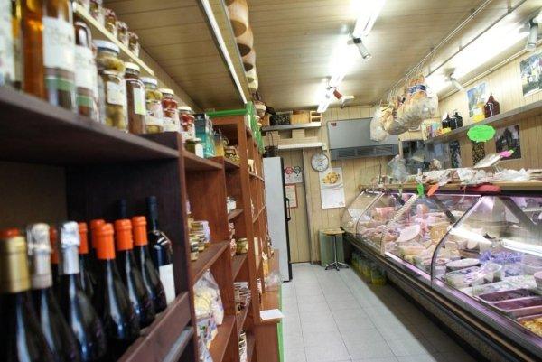 negozio alimentare