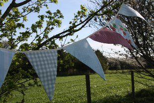Hand Made Bunting