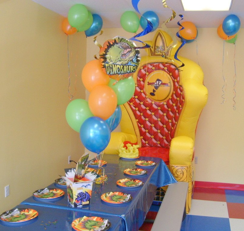 Birthday Party Packages At Jumperz Fun Center