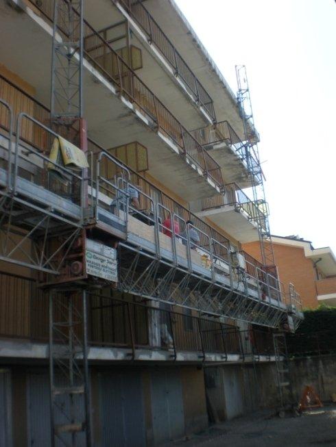 intervento su balconi