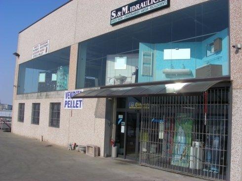 show room, materiale idraulico, vendita accessori per il bagno