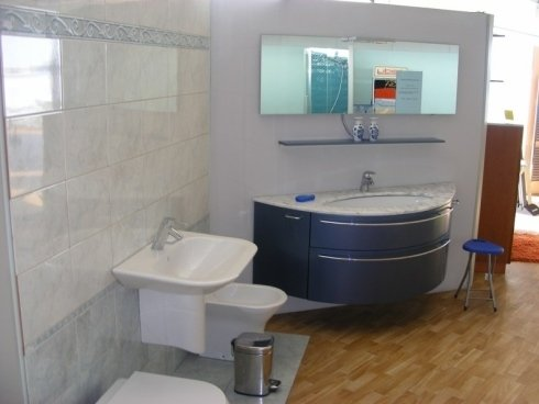 Completo arredamento per bagno