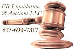 Contact us today FR Liquidation & Auctions LLC
