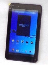 Android tablet sold at auction
