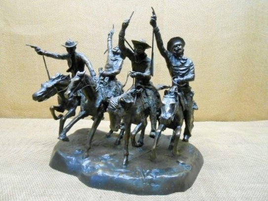 Genuine Frederic Remington