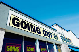 Going out of business? let us handle the liquidation