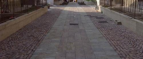 pavimentazioni in pietre naturali romagnano sesia