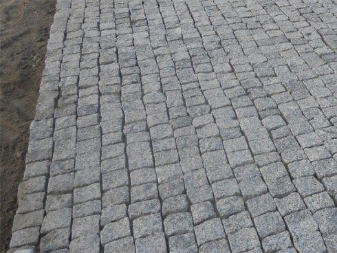 Posa pavimentazione in pietre naturali: montorfano