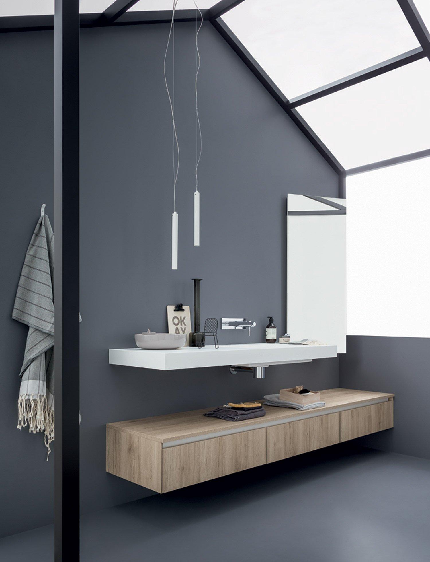 Complementi bagno cles val di non tn gf arredamenti for Ikea prodotti bagno