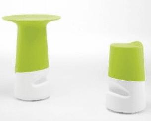 Tavolino e seduta