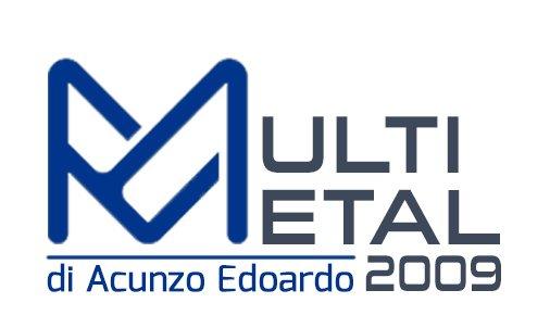 MULTI METAL 2009 - PORTE BLINDATE - LOGO
