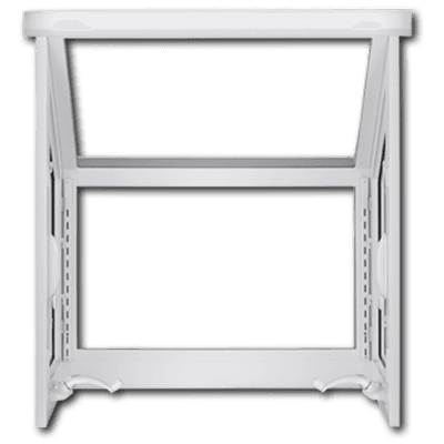 Window manufacturers simonton 9800 series long island for Vinyl replacement window manufacturers