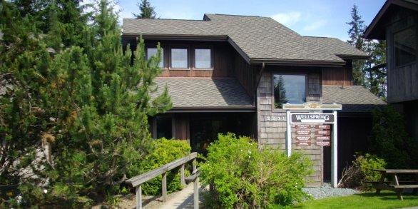 holistic health center in Juneau, AK