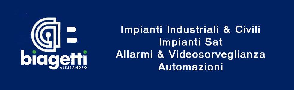 Impianti elettrici industriali e civili - Follonica - Alessandro Biagetti