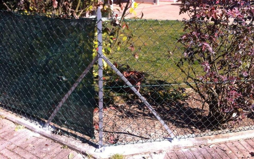 riparazione recinzione casa