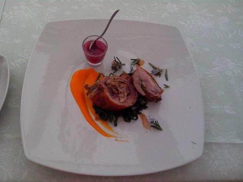 cucina tipica abruzzese ristorante S. Marco a Vasto provincia di Chieti