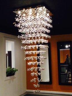chandelier interior lighting fixture