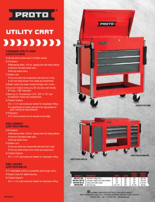 Proto Utility Cart