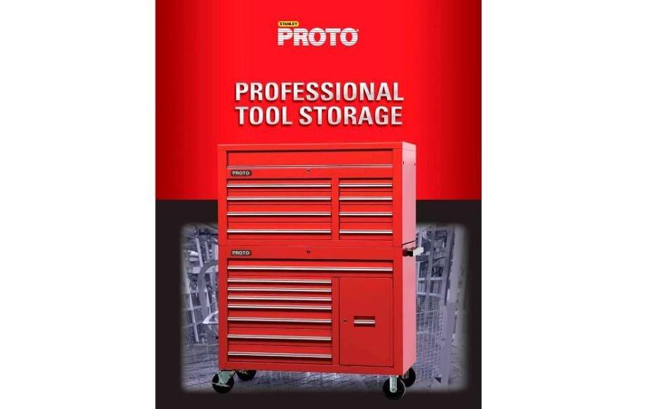 Proto - Professional Tool Storage