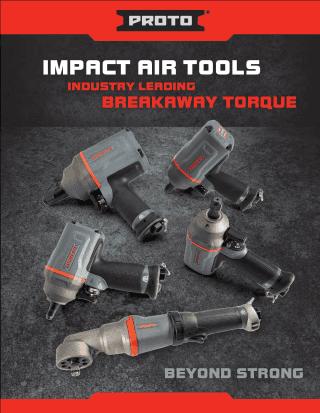 Proto Impact Air Tools