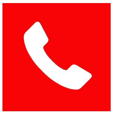 Logo con riferimento alla pagina di contatto