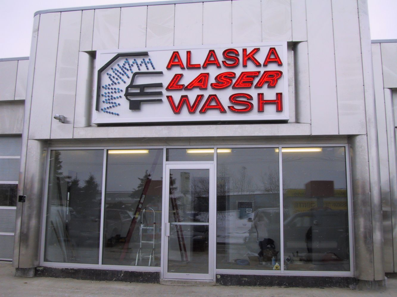 Business Signs Anchorage Amp Fairbanks Ak Universal