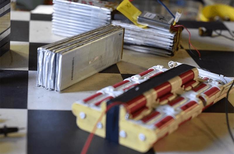Rigenerazione di batterie