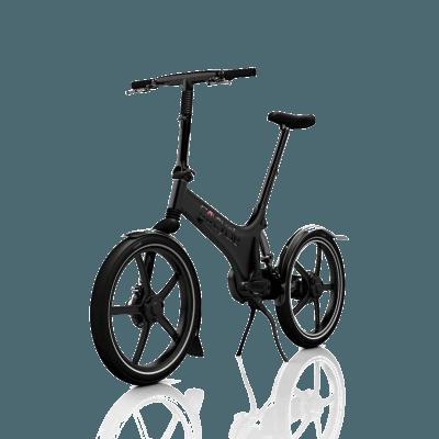 bici piccola nera