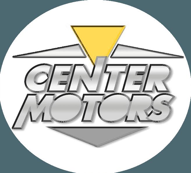 Center Motors - Logo