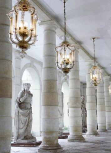 lampade per esterno stile veneziano