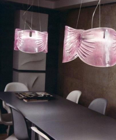 lampadario elegante stile veneziano