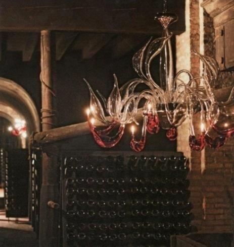 lampadario murano per interni