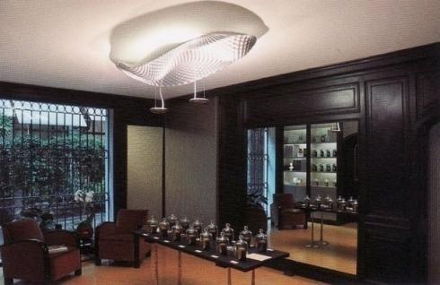 lampadario moderno per studio