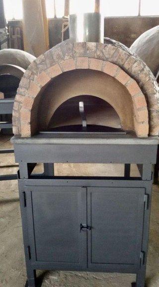 realizzazione di forni da giardino