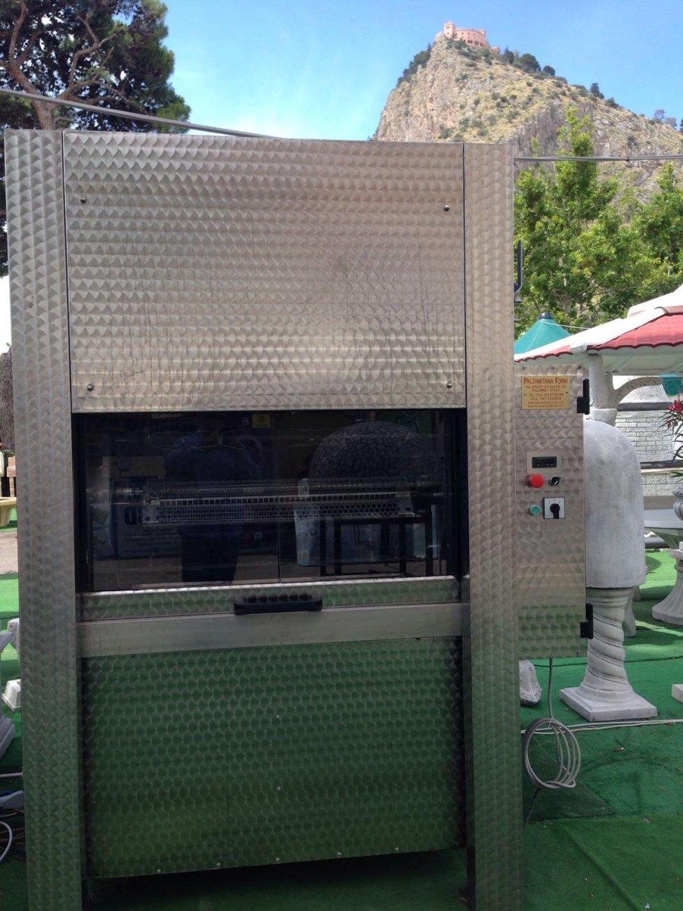 forno per pizzeria