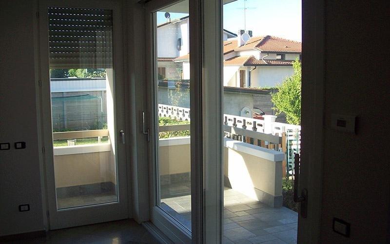 Finestra balcone