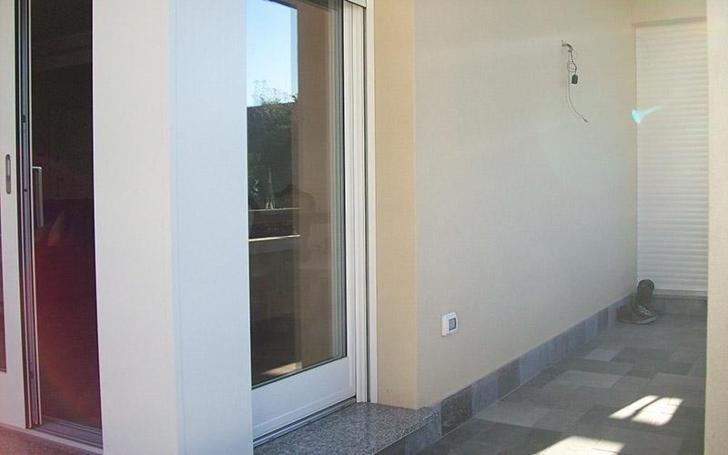 Porta finestra balcone