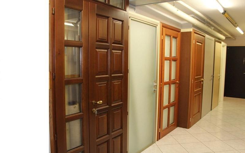 Showroom porte