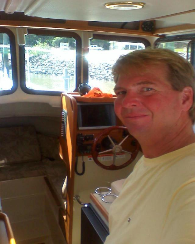 Used Boat Motors, Savannah, GA