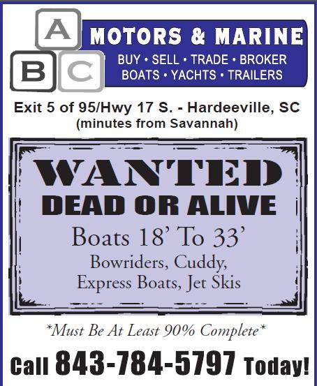 Used Boats Savannah, GA
