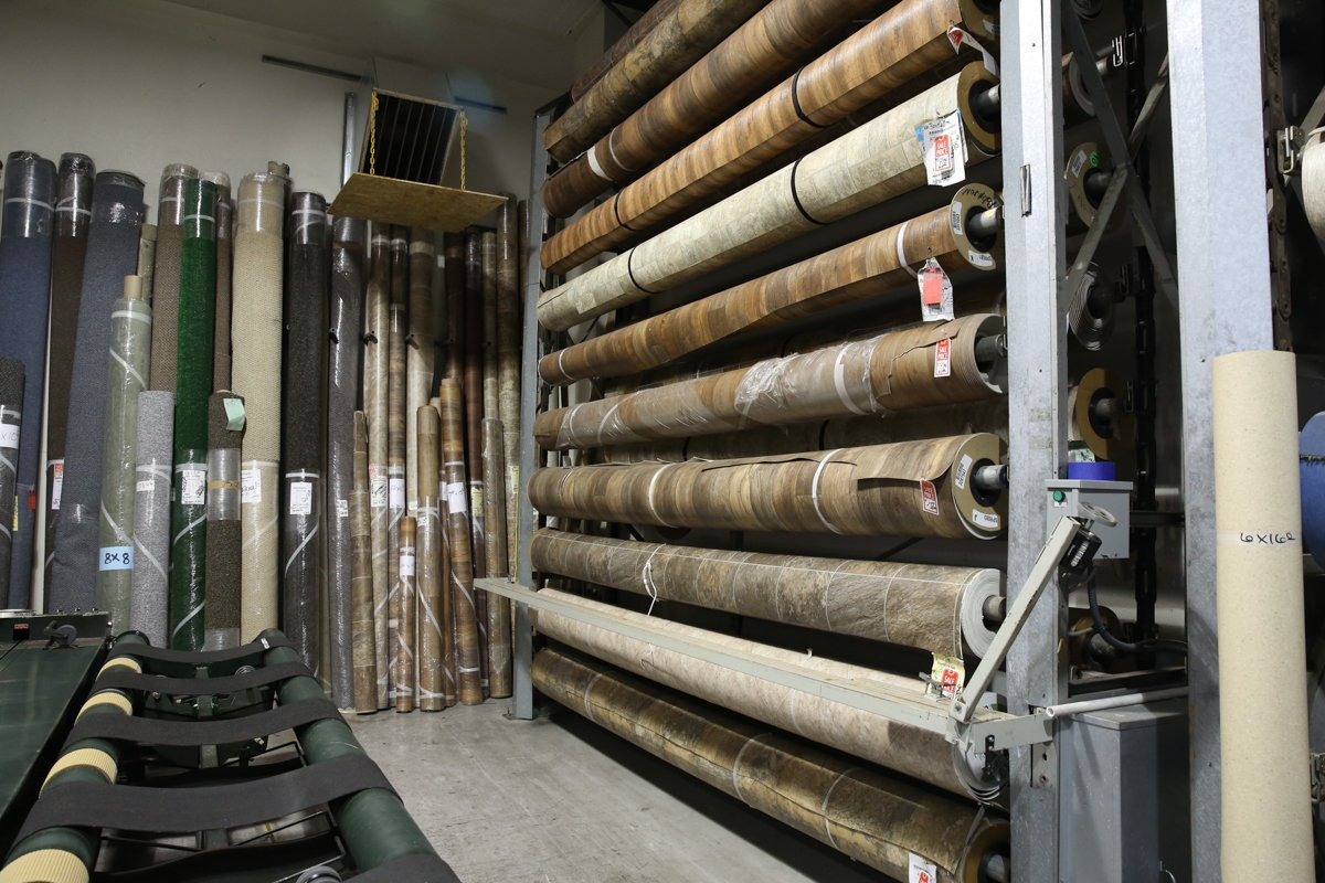 Robinson S Carpet And Flooring Outlet In Hanford Ca