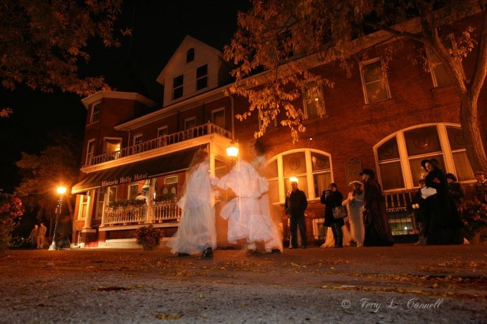 Ghosts Of The Holly Hotel